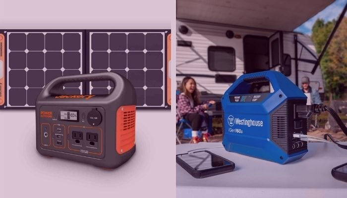 Reviews of the Best Solar Powered Generators