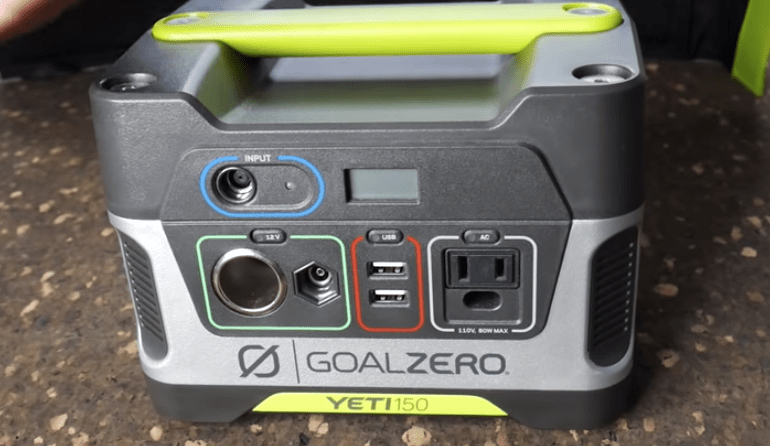 Goal Zero 150 Generator Image