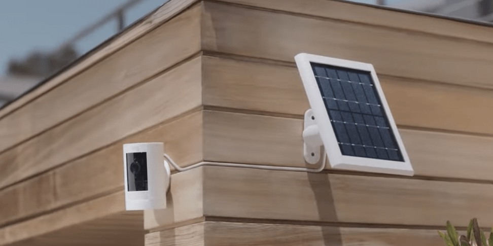 best solar powered security camera featured image