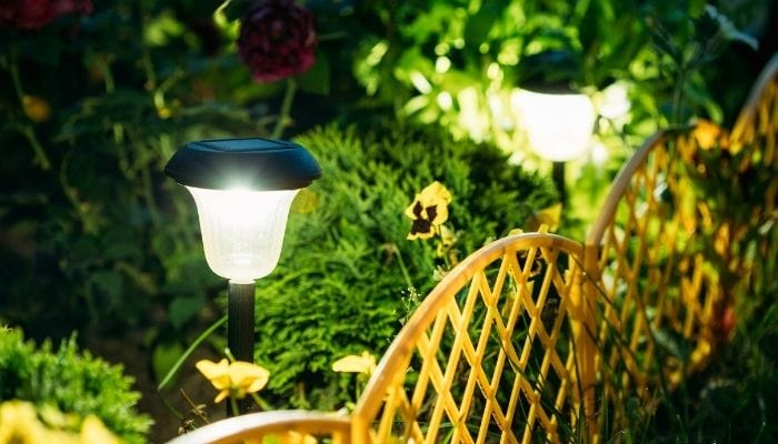 how to make solar lights brighter